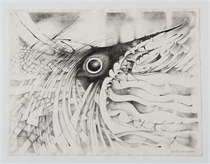 untitled by lee bontecou