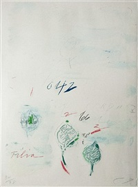 tilia cordata by cy twombly