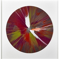 circle of live by damien hirst