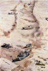 aral sea by alexis rockman