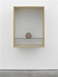 untitled (hard hat) by haim steinbach