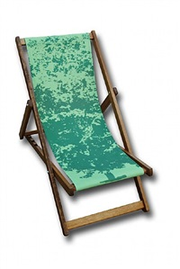 deckchair by blek le rat