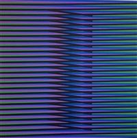induccion cromatica a doble frecuencia nora 1 by carlos cruz-diez