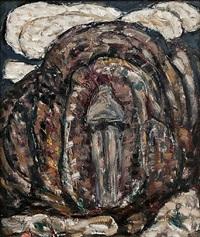 landscape no. 20 resurrection by marsden hartley