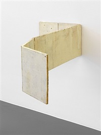 untitled (hinge painting) by lawrence carroll