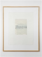 virgilius by cy twombly