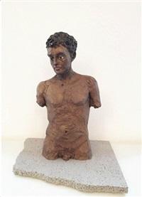 torso by stephan balkenhol