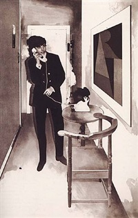 a dedicated follower of fashion by richard hamilton