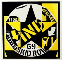 skid row by robert indiana