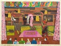 the money maze by sue coe