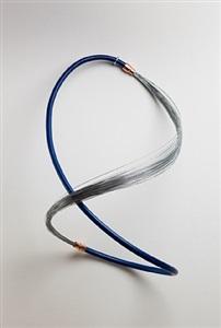 infinity blue by magdalena drwiega