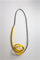 infinity yellow big by magdalena drwiega