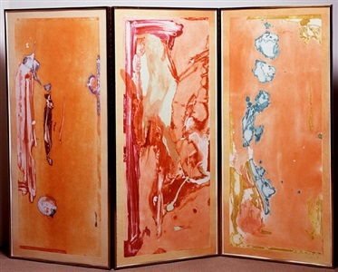 downtown modern contemporary fair by helen frankenthaler