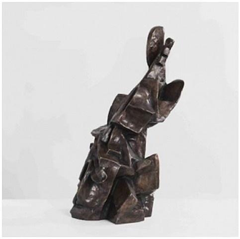sculpture by otto gutfreund