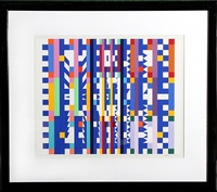 untitled 24 by yaacov agam