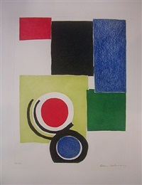 untitled by sonia delaunay-terk