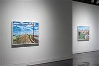 installation view, 2013, works by sarah mceneaney by sarah mceneaney