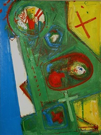 table version ii by hans hofmann