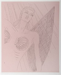 natasha from la ballade des dames hors du temps by man ray