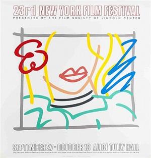 monica, 23rd new york film festival by tom wesselmann