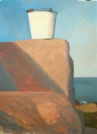 sun bucket by bo bartlett