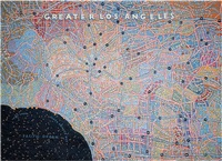 greater los angeles by paula scher