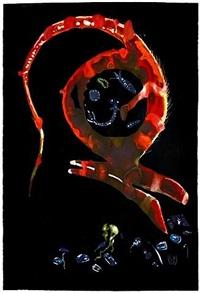 untitled (gulper) by alexis rockman