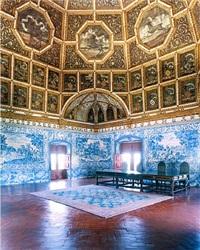 palacio nacional de sintra i by candida höfer