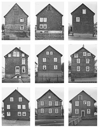 framework houses slate by bernd and hilla becher