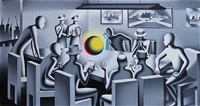 the next big thing by mark kostabi