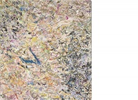 grayson and whitter by larry poons