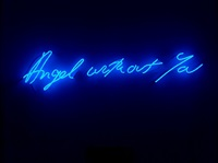 angel without you by tracey emin