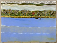 the threshold of the invisible by billy childish