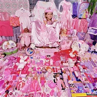 tess and her pink & purple things by yoon jeongmee
