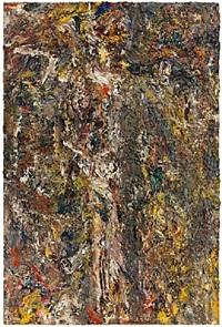 l'homme en croix by eugène leroy