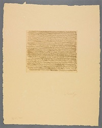 note i by cy twombly