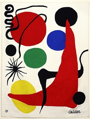green ball by alexander calder