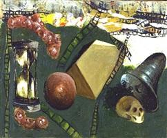 dürers garten ii by markus lüpertz