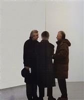 tre uomini by michelangelo pistoletto