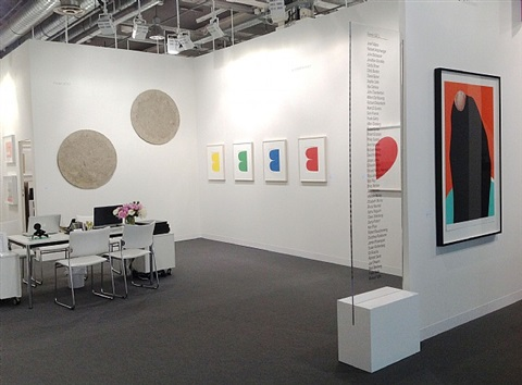 art basel, 2013 (installation view)