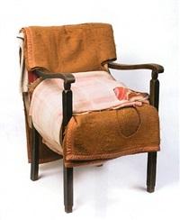 dekenstoel by berlinde de bruyckere