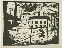 fabrik by erich heckel