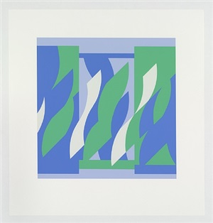 places for change by bridget riley