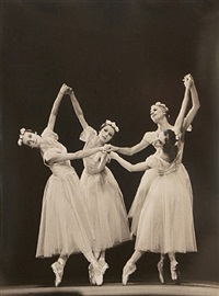 jacobson ballet, leningrad, russia by lev polyakov