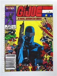 gi joe g.i. joe #53 by michael scoggins