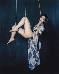 bounded woman by nobuyoshi araki