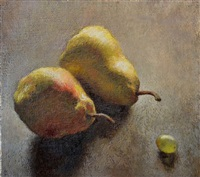 two pears and a grape by robert mcintosh