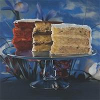 three cakes by ben schonzeit