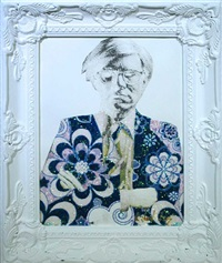 warhol by richard zarzi