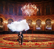 alber elbaz: iconoclouds by berndnaut smilde